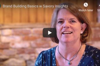 Brand Building Basics