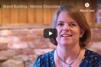 Brand Building – Nibmor Chocolate